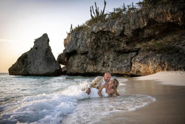 Bruidsfotograaf trouwfotograaf Curacao