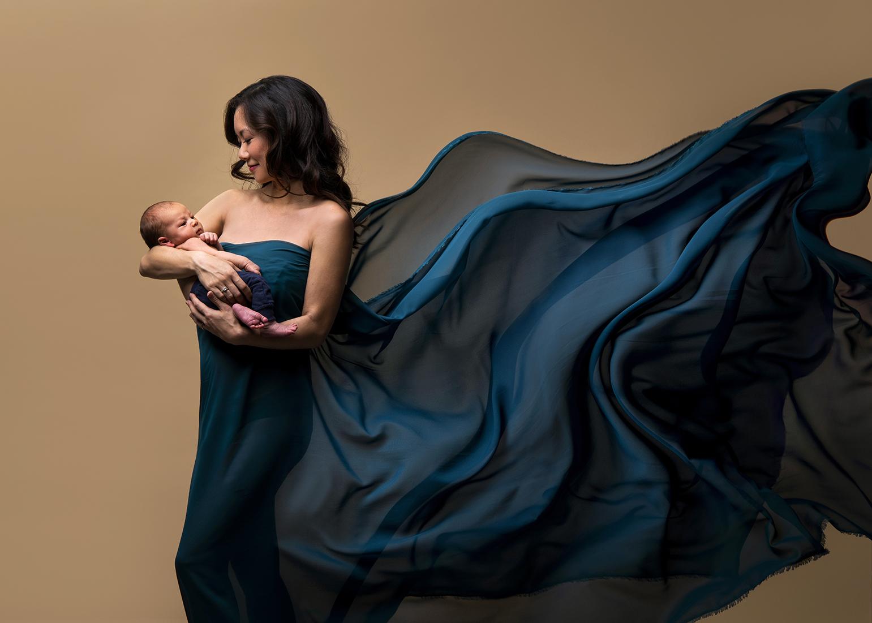 Newborn fotoshoot fotograaf Groningen