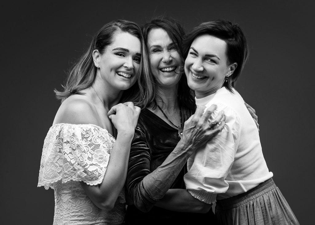 Fotograaf groningen moeder portret studio