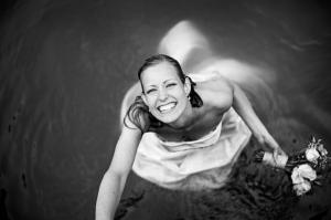 fotograaf groningen bruiloft trash the dress