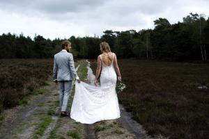 fotograaf groningen bruiloft boho bohemien