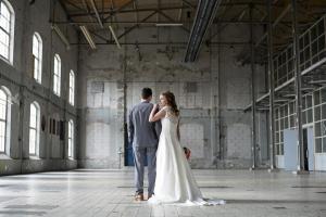 fotograaf groningen bruiloft industrieel