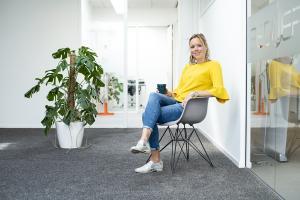 zakelijke linkedin foto laten maken fotograaf Groningen