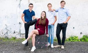 Fotoshoot familie Groningen studio