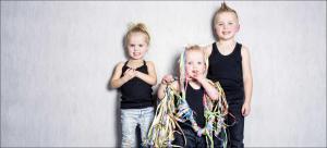 Portret foto groningen studio kinderfeestjes